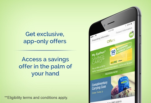 Get exclusive app-only offers | Access savings in the palm of your hand