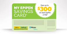 EpiPen® Savings Card
